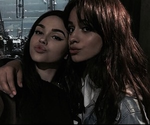 camila cabello, maggie lindemann, and goals image