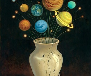 planets, space, and stars image