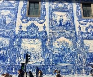 church, porto, and portugal image