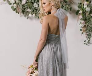 fashion, femininity, and flowers image