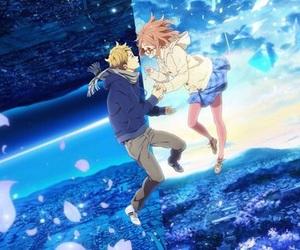 anime, kyoukai no kanata, and couple image