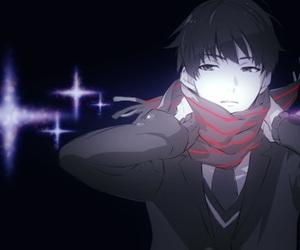 anime, kyoukai no kanata, and boy image