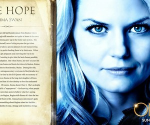 once upon a time, emma swan, and the hope image