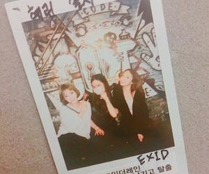hey, kpop, and polaroid image