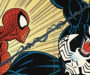 fight, Marvel, and spider-man image
