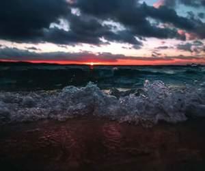sky, tumblr, and natureze image