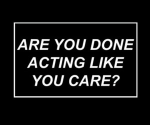 quote, acting, and black image