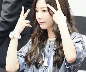 idol, girlsgeneration, and kimtaeyeon image