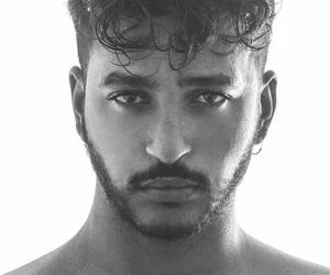 beard, boys, and brown hair image