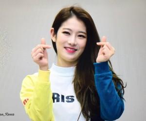 k-pop, rena, and pledis girlz image