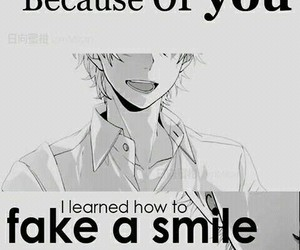 quotes and anime image