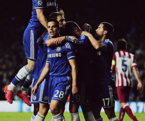 Chelsea FC and football image