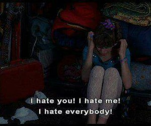 hate, 13 going on 30, and quote image