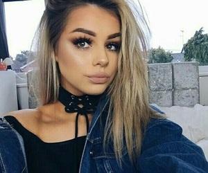 eyeshadow, makeup, and jordan lipscombe image