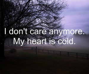alone, broken, and cold image