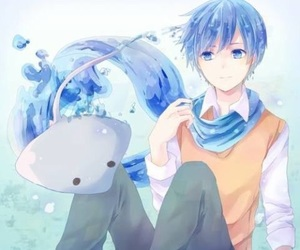 kaito, vocaloid, and stingray image