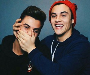 inspiration, cute, and grayson dolan image