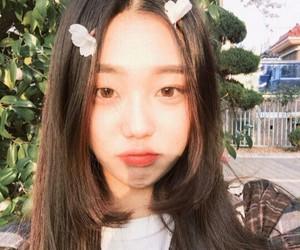 kawaii, korean girl, and cute image