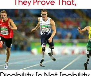 athletes, healthy, and olympic image