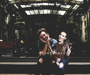 manip, perrie edwards, and Harry Styles image