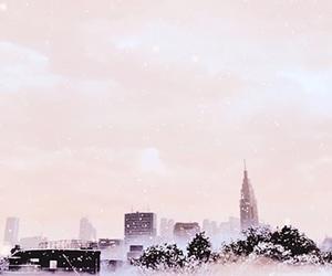 anime, boy, and city image