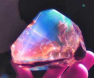 crystal, opal, and stone image