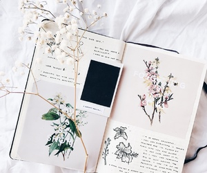 journal, art, and article image
