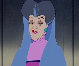 cinderella, villains, and lady tremaine image