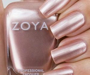 metal and nail polish image