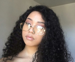 asian, girls, and curls image