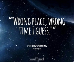 place, quotes, and time image