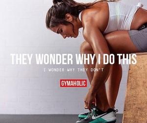 determination, purpose, and gymaholic image