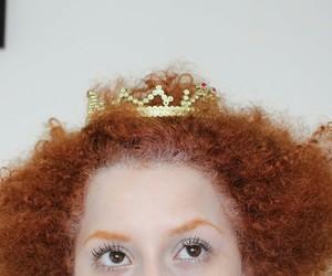 alice in wonderland, queen of hearts, and red queen image