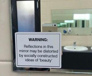 mirror, beauty, and society image