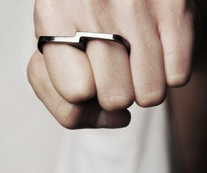 ring, hand, and photography image