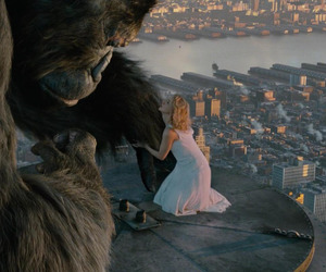 2005, adrien brody, and king kong image