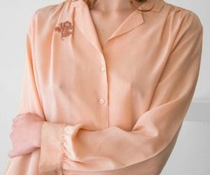 aesthetic, beauty, and blouse image