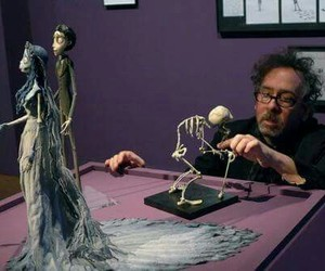 tim burton and the+corpse+bride image