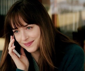 fifty shades darker and anastasia steele image