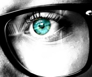 blue, girl, and blue eyes image