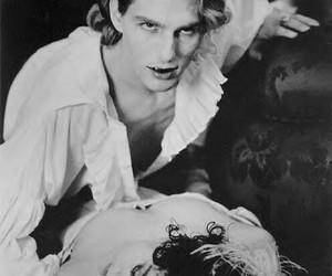 vampire, lestat, and Tom Cruise image