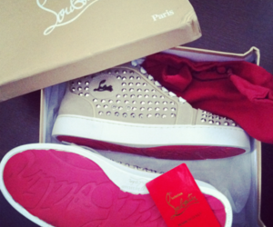 shoes and louboutin image