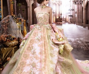 beautiful, dresses, and Prom image