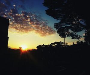 paisagem, amanhecer, and natureza image