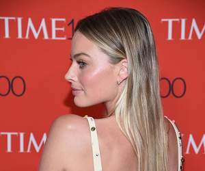 beauty and margot robbie image
