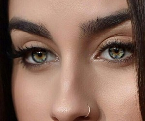 lauren jauregui, eyes, and fifth harmony image
