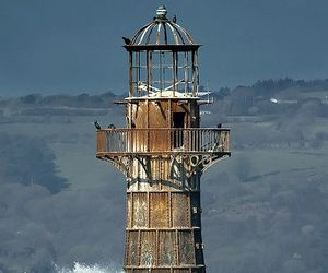 ancient, britain, and lighthouse image