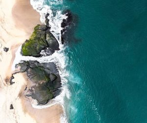 aerial, photography, and drone image