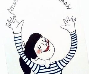 argentina, ilustraciones, and gustavo cerati image