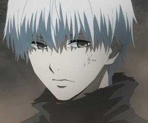 anime, kaneki ken, and tokyo ghoul √a image